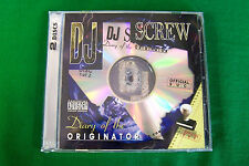 DJ Screw Chapter 77: Only The Real Texas Rap 2CD NEW Piranha Records