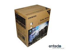 Onkyo ht-s5805 5.1.2 cine en casa Av-receptor Atmos altavoces set HDCP 2.2 4k nuevo