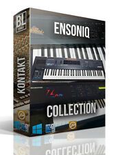 ENSONIQ COLLECTION KONTAKT MR VFX-SD ZR LOGIC PRO X 3 PACK KEYBOARD
