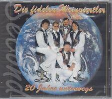CD--DIE FIDELEN WEINVIERTLER -2000- -- 20 JAHRE UNTERWEGS