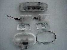 FORD MONDEO MK3/FOCUS/ INTERIOR LIGHT KIT/COURTESY LIGHTS/REAR/FRONT WITH MAPS