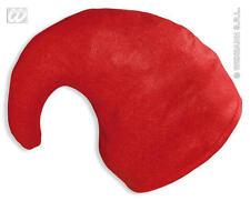 RED NANO HAT CAP Umpa Lumpa FANCY DRESS