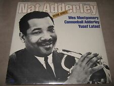 NAT ADDERLEY Work Songs Wes MONTGOMERY Cannonball SEALED Gatefold 2 LP M-47047