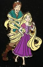 Disney Rapunzel and Flynn Tangled in her Hair Pin *NEW RELEASE*  **NEW ON CARD**