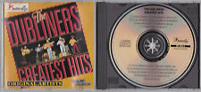 THE DUBLINERS - GREATEST HITS CD ALBUM BUTTERFLY 1990 MADE IN SWEDEN