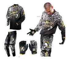 "METAL MULISHA VOLT Pants 32"" Jersey S Gloves M Motorbike MX BMX Gear Clothing"