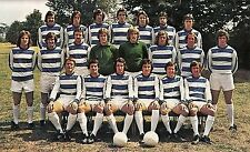 QPR FOOTBALL TEAM PHOTO 1975-76 SEASON