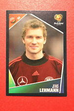 Panini EURO 2004 N. 297 DEUTSCHLAND LEHMANN  NEW With BLACK BACK TOPMINT!!