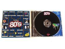 VARIOUS ARTISTS THE BEST OF 80'S CD 1998