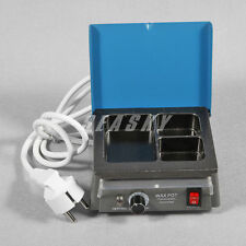Dental lab equipment analog wax heater Melter wax heating dipping pot