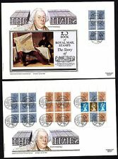 GB MH 71 FDC The Story of The Times