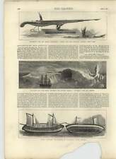 1875 Arctic Expedition, Walrus Gun, Reversible Lifeboat,