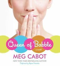 Queen of Babble CD 2006 by Cabot, Meg 006112169X Ex-library