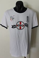 England Cricket World Cup 2015 Men's T-Shirt Size Large