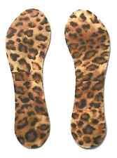 High Heel Insoles Inserts Ball Of Foot Cushions Women Leopard Print