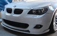 BMW E60 M Sport - Front diffuser