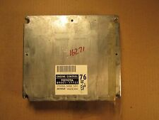 00-01-02-03-04-05 TOYOTA MR2 ECU ECM COMPUTER NUMBER 89661-17722