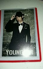 Boyfriend youngmin Japan jp official photocard card Kpop K-pop exo bts b.a.p