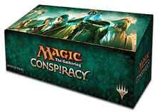 Conspiracy Booster Pack Box ENGLISH Sealed Brand New - MTG MAGIC ABUGames