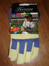 Kinder Arbeits- Handschuhe Junior 4-5 Jahre   Spielzeug  Baustelle  Forst Garten