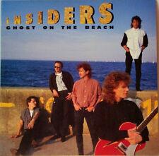 INSIDERS ghost beach 1987 vinyle 33T hard rock pop NEUF vinyl lp long player