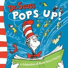 Dr. Seuss Pops Up! by Dr. Seuss c2005 NEW Hardcover Pop-Up, Ships Free!