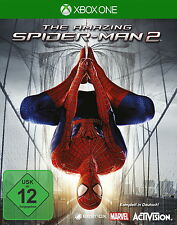 The Amazing Spider-Man 2 (Microsoft Xbox One, 2014) NEU OVP