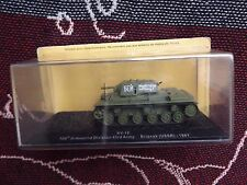 1:72 TANKS COLLECTION - KV-1E 109th ARMOURED DIVISION - BRIANSK USSR 1941