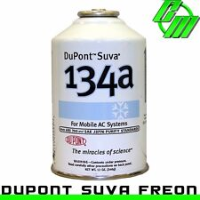 DuPont Suva R134a Automotive A/C Air Conditioning Refrigerant (1) 12 oz Can
