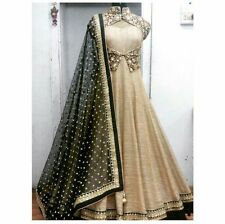 Indian Bollywood Ethnic Designer Anarkali Salwar Kameez Suit & Traditional HYDK