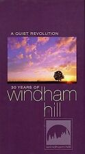 A Quiet Revolution: 30 Years of Windham Hill [4-CD + book] Various Artists RARE!