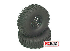 "Mud Slingers 1.55"" Scale Tyres (2) RC4WD with Foams tyre Z-T0006 MUST see VIDEO"
