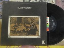 DANDO SHAFT, AN EVENING WITH - DECCA LP DL 75217 UNLAMINATED COVER
