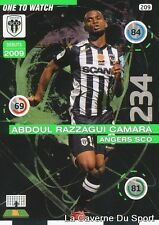 209 ABDOUL CAMARA GUINEA SCO.ANGERS ONE TO WATCH CARD ADRENALYN 2016 PANINI