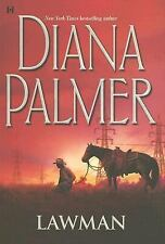 Lawman by Diana Palmer (2007, Hardcover)