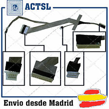 CABLE de VIDEO LCD FLEX para ACER Aspire 5738Zg (With Camera Connector)
