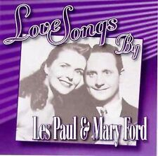Ford, Paul: Love Songs By Les Paul & Mary Ford  Audio Cassette