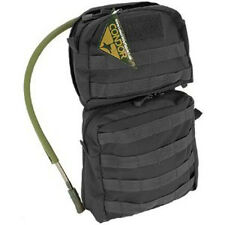 CONDOR MOLLE 2.5L Water Hydration Carrier II w/ Bladder hcb2 - BLACK
