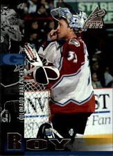 Lot Of 2025 1997-98 Pinnacle Inside Hockey Patrick Roy Card # 37