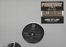 Freeway Feat. Jay-Z ROC A Fella Billionaires Limited Edition Promo Vinyl LP