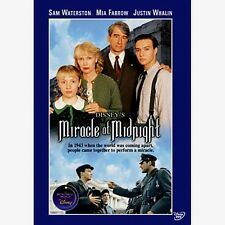 Disney Miracle at Midnight Movie on DVD WWII True-Life Danish Jewish Family Film