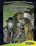 The Adventure of the Dancing Men (The Graphic Novel Adventures of-ExLibrary