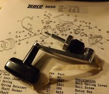 1 New Old Stock Zebco 5050 Spinning FISHING REEL Handle HA318