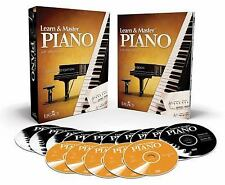 Learn and Master Piano Pack by Will Barrow (2010, Paperback / Mixed Media)