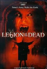 Legion of the Dead (DVD, 2002) - New