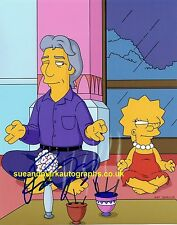 Richard Gere Meditation Pose The Simpsons Free Tibet  Autograph UACC RD 96