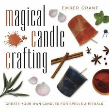 Magical Candle Crafting Book ~ Wiccan Pagan Metaphysical
