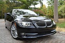 BMW: 3-Series Convertible 2 door sport