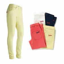 NEW ** LEMON TOTTIE SKINNY STRETCHY JEANS ** LADIES 8 ~in hand showing trousers