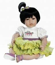 "Twist Of Lime ~ Gorgeous 20"" Vinyl Doll By Adora ~ 'Let's Play, Alll Day'"